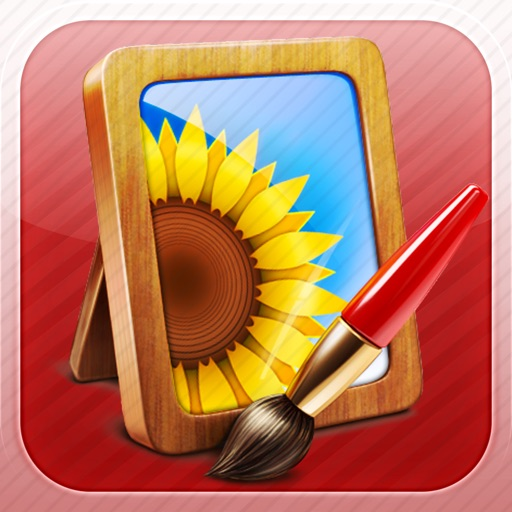 Photo frames - Beautiful frames to your images icon