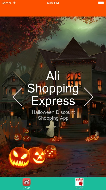 Halloween Shopping - for AliExpress