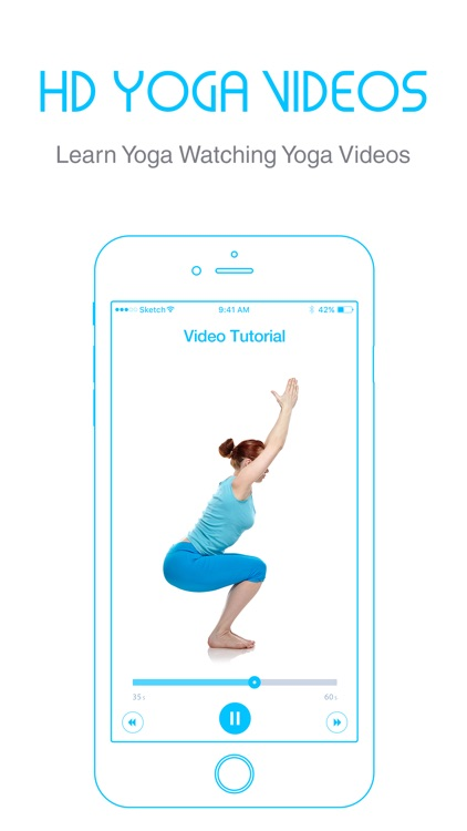 Yoga For Weight Loss - Daily Yoga Studio Fitness screenshot-3