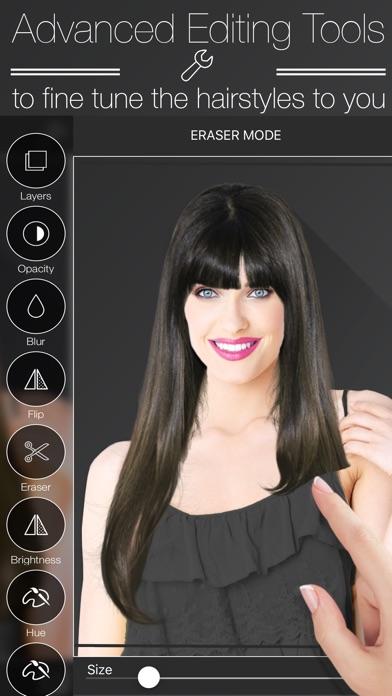 Women's Hairstyles Screenshot 3