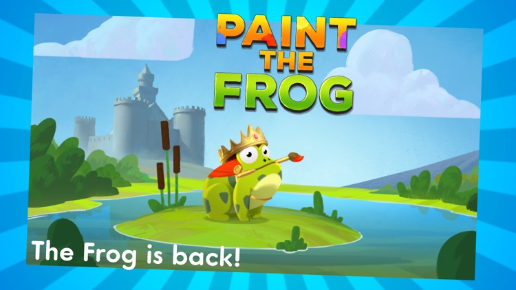 Paint the Frog screenshot-0