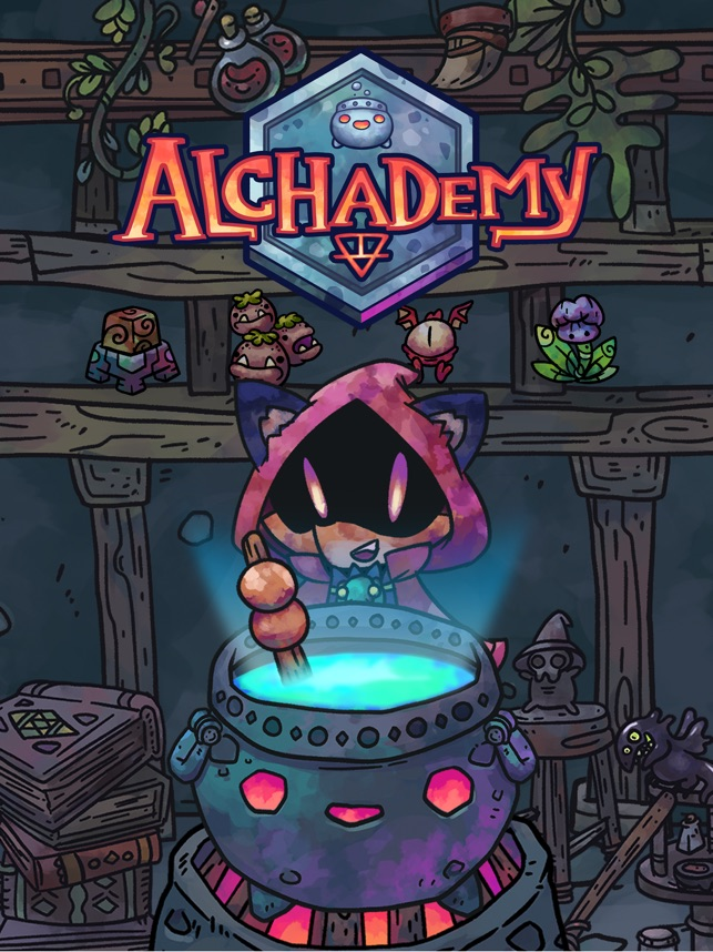 Alchademy Screenshot