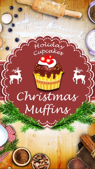 Christmas Muffins Holiday Cupcakes review screenshots