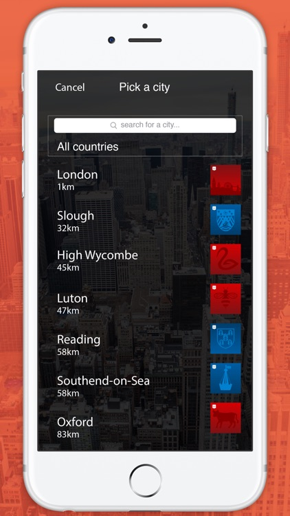 Rugby App