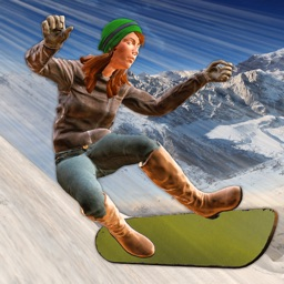 Snow Slide 3D Simulator VR-Extreme Jump in Ice Age
