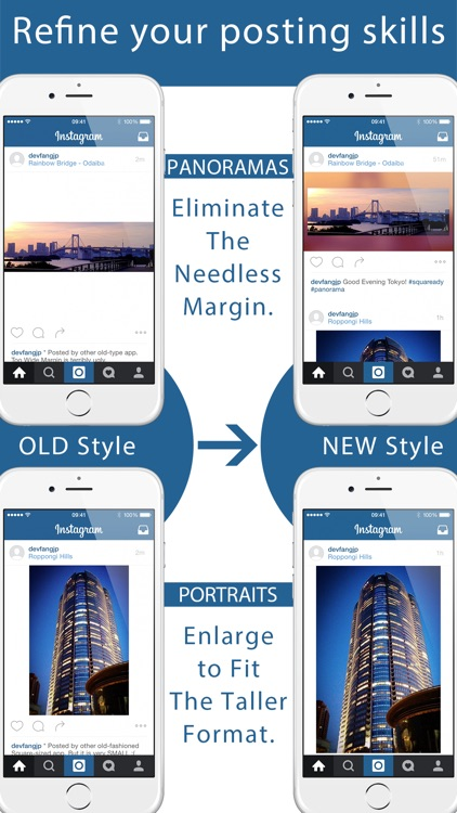 Squaready - Smart Layouter for Instagram