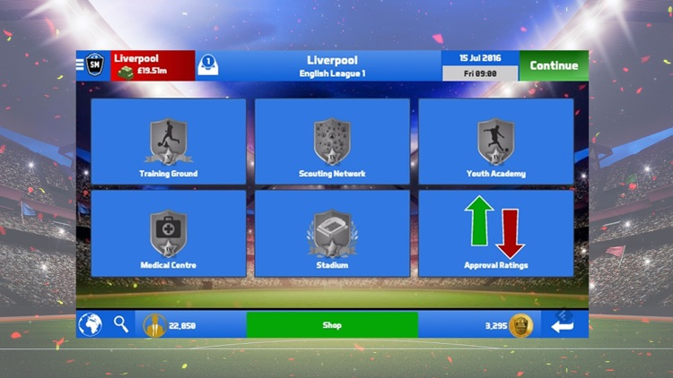 Soccer Manager 2017 screenshot-3