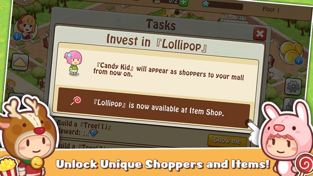 Happy Mall Story On The App Store