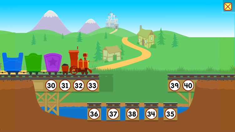 Starfall Numbers screenshot-4