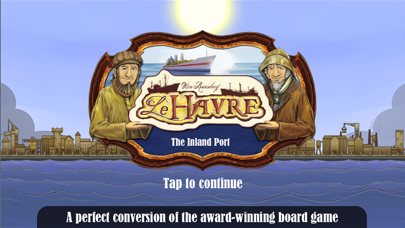 Скриншот №1 к Le Havre The Inland Port