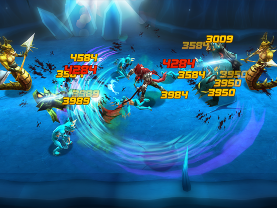 Blade Warrior HD screenshot