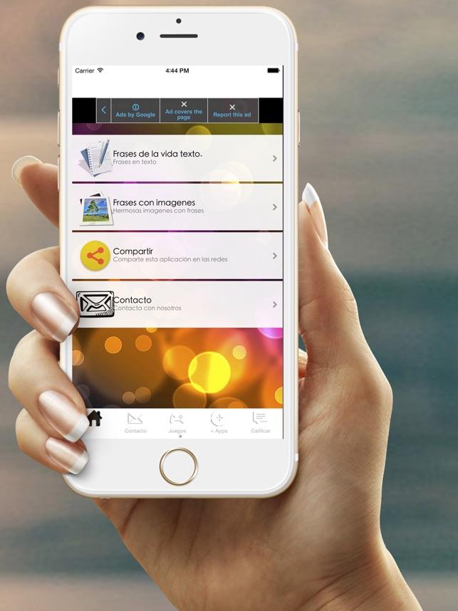 App Store Frases De La Vida Gratis Con Imagenes