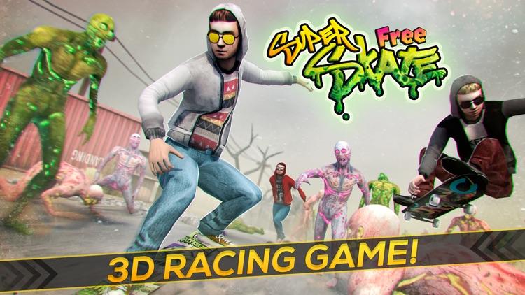 Super Skate Simulator | Top Skateboarding Games For Kids Free