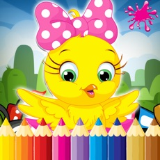 Activities of Animal Coloring Book Game for kid 2 to 7 years old