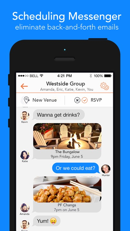 Klutch – Scheduling for Groups screenshot-4