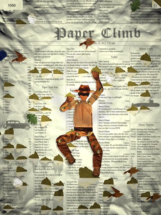Paper Climb