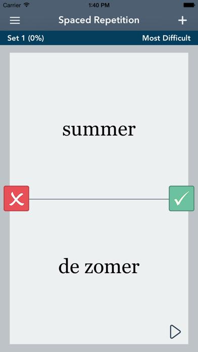 Dutch Essentials screenshot three