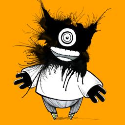Ícone do app The DAILY MONSTER Monster Maker