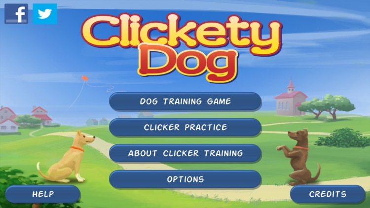 Clickety Dog at Pet School screenshot-3