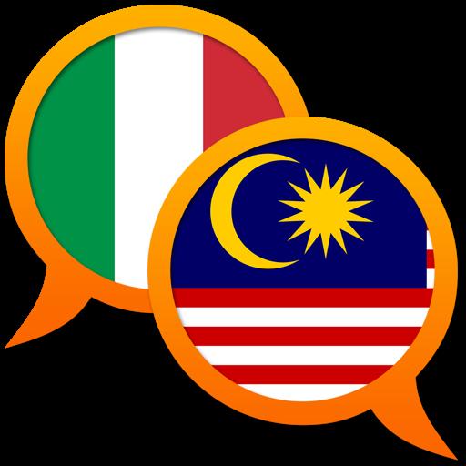 Italian Malay dictionary