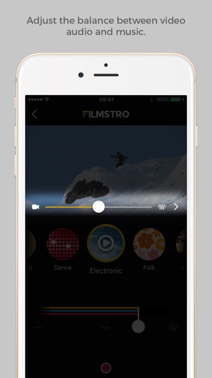 Filmstro | Create a Soundtrack to your Life