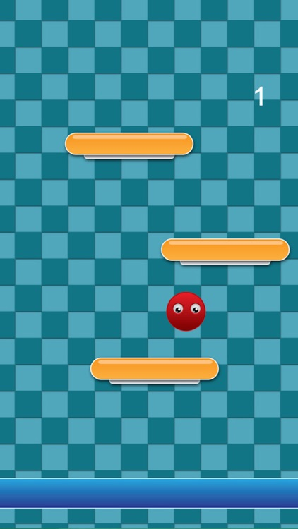 Red Ball Jumping Kids Game
