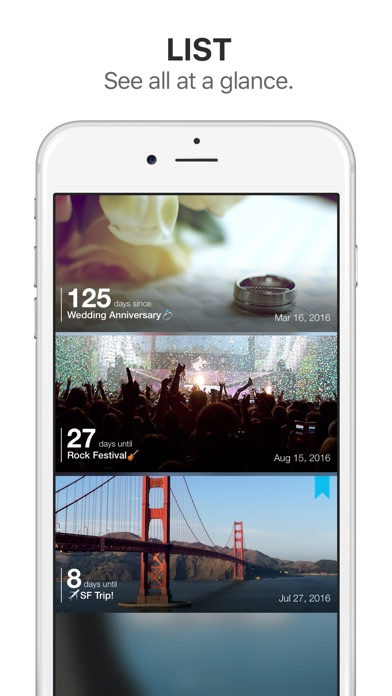 download Big Day - Event Countdown apps 3