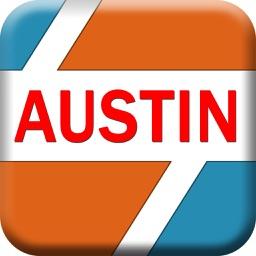 Austin Offline Map Travel Guide
