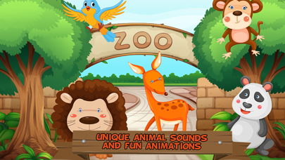Zoo and Animal Puzzles screenshot two
