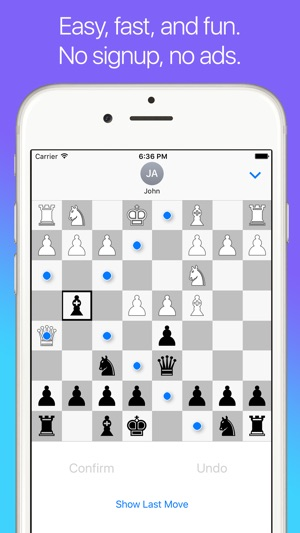 ‎Chess42 - Chess for iMessage
