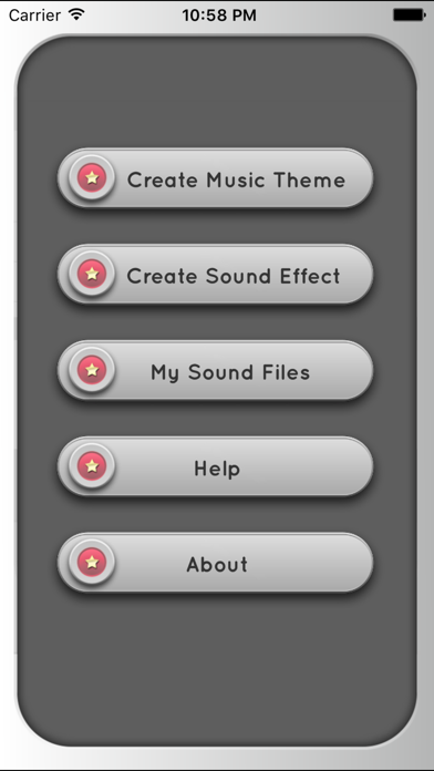 MP3 Cutter For iMovie screenshot one