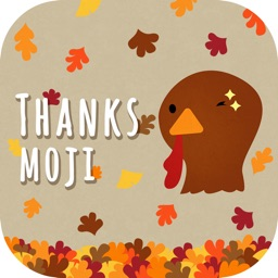 Thanksmoji - Animated Thanksgiving Stickers