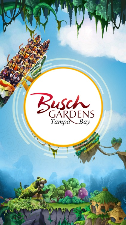 Great App for Busch Gardens Tampa Bay