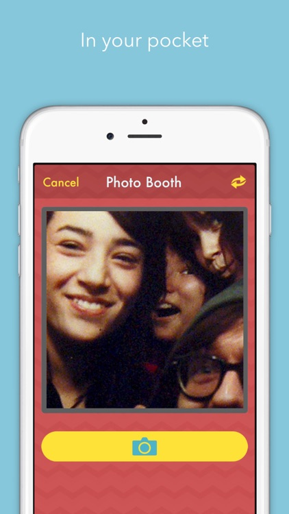 Sweet Photo Booth screenshot-3