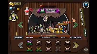 Tap Heroes - Adventure Battle QuestCaptura de pantalla de4