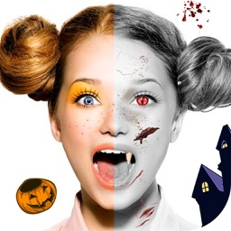 Halloween Face Changer - Scary Zombie Face Msqrd