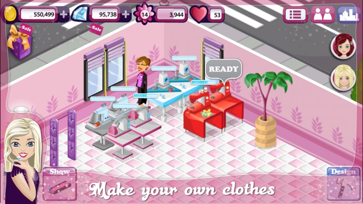 Fashion Design World screenshot-3