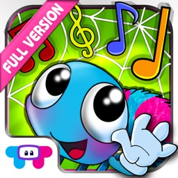 Itsy Bitsy Spider - Interactive Songs Full Version