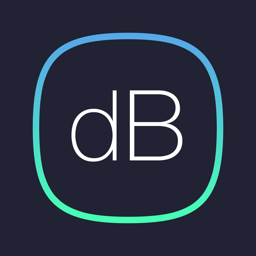 Ícone do app dB Decibel Meter - sound level measurement tool