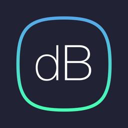 Ícone do app dB Decibel Meter - sound level measurement tool