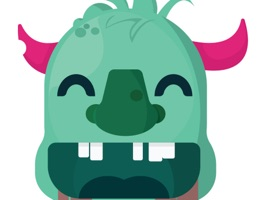 Make your iMessages cooler with Monster Baby stickers
