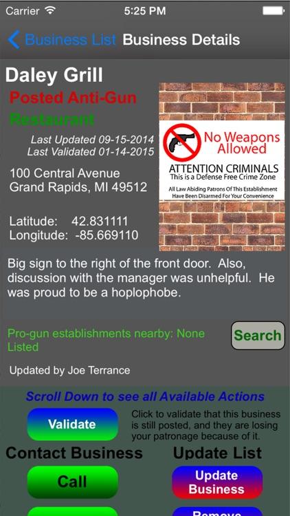 Posted! - List Pro & Anti-Gun screenshot-3