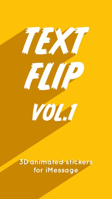 点击获取Text Flip Vol.1