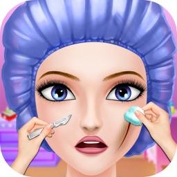 Princess Face Surgery Simulator - Free Doctor Game