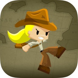 Brave Girls Runner - Run and Jump Temple Maze Game