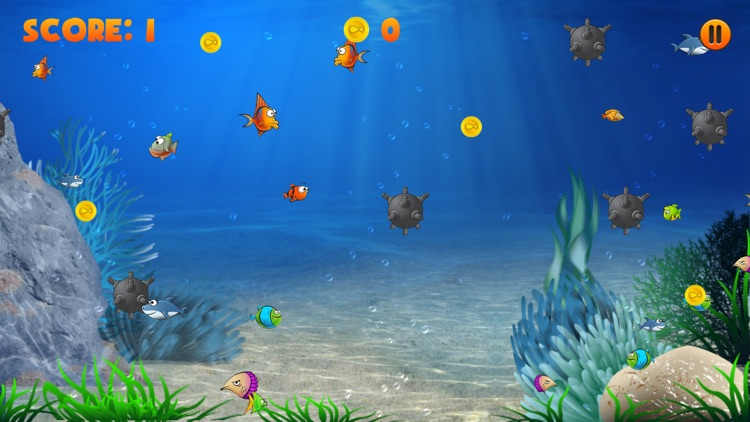 Hungry Nemo screenshot-3
