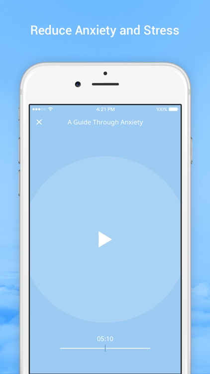 Anxiety Reliever: Stress and Anxiety Relief