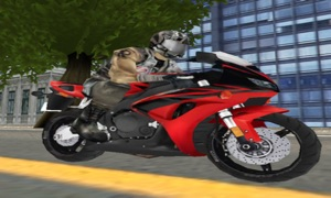 Extreme Biking 3D Motor Biker Speed Lane Road Race