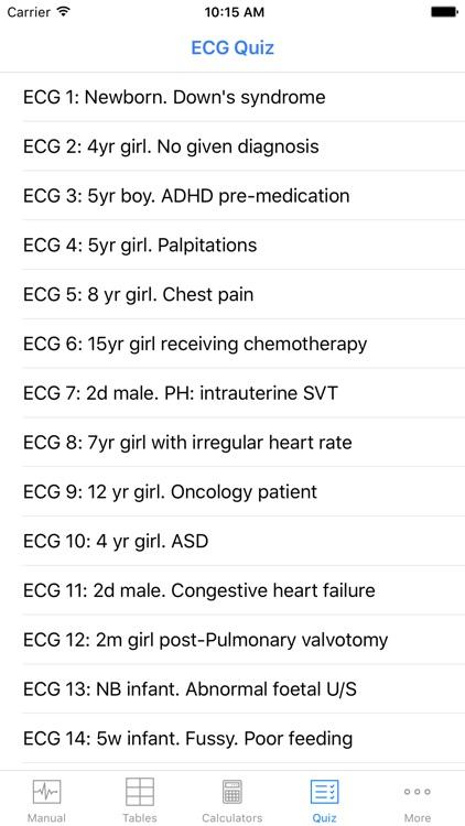 Paed ECG screenshot-4