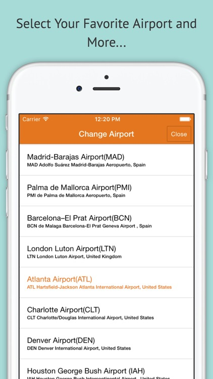 Airport Map Pro - Gates & Places Inside Airports screenshot-4